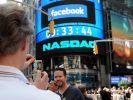 Facebook Aktie fällt auf neues Tief (Foto)