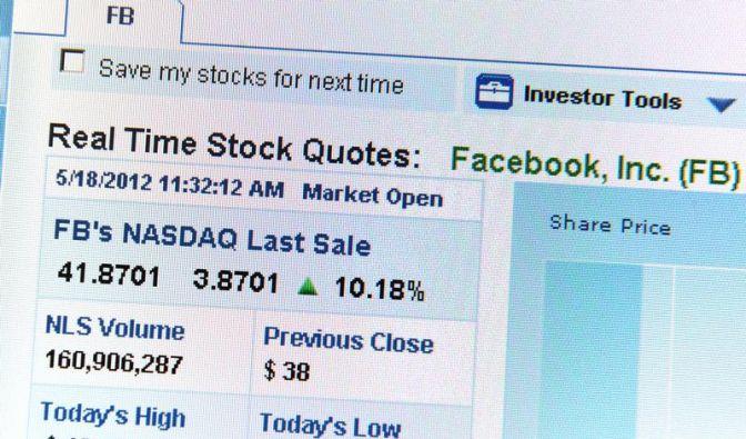 Facebook-Börsenflop: Investor warnt Startups (Foto)