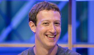 """Facebook-Chef Mark Zuckerberg konnte sein Vermögen laut """"Forbes""""-Liste am meisten vermehren. (Foto)"""