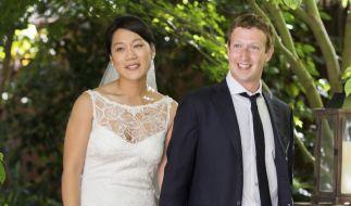 Facebook-Gründer: Mark Zuckerberg heiratet Freundin Priscilla Chan (Foto)
