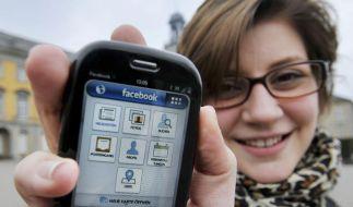 Facebook hat nun 20 Millionen Nutzer in Deutschland (Foto)