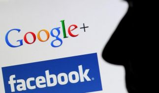 Facebook und Google (Foto)