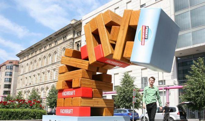 Fachkräftemangel in Deutschland nimmt weiter zu (Foto)