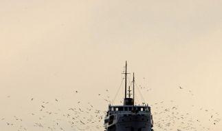 Fährschiff in der Türkei gekapert (Foto)