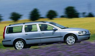 Fährt seinem Image hinterher: Der Volvo V70 (Foto)