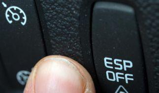 Fahren auf Schnee und Eis: ESP ist «kein Freibrief» (Foto)
