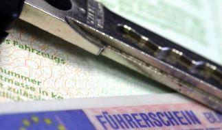 Fahren ohne Führerschein ist legal (Foto)