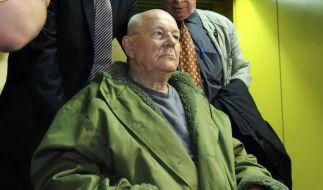 Fall Demjanjuk: Staatsanwaltschaft legt Revision ein (Foto)