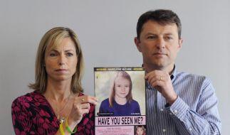 Fall Maddie McCann: Polizei sucht Einbrecher (Foto)
