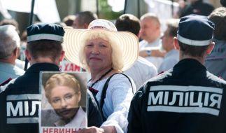 Fall Timoschenko: Der Ukraine droht ein Desaster (Foto)
