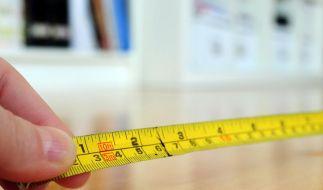 Falsche Wohnungsgröße: Mieter können die Miete mindern (Foto)