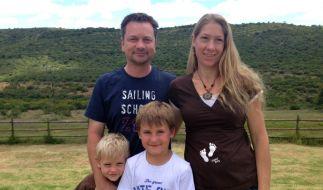 Familie Heidtke aus Hannover wandert nach Südafrika aus. (Foto)