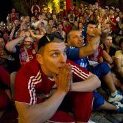 Zitterpartie für die Fans: Das Champions-League-Finale zwischen dem FC Bayern und Chelsea war nichts für schwache Nerven.