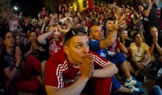Fan-Fieber beim Finale dahoam: Ekstase, Panik und Depression (Foto)