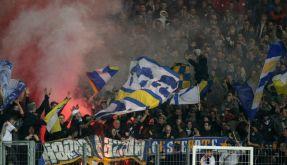 Fanblock Jena (Foto)
