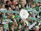 Fans VfL Wolfsburg (Foto)