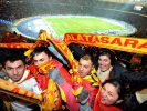 Fans von Galatasaray Istanbul (Foto)