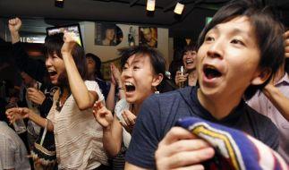 Fans  (Foto)