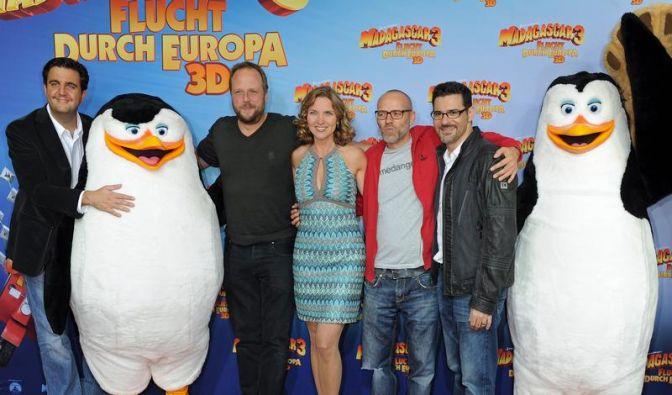 Fanta 4: «Wir sind die besseren Pinguine» (Foto)
