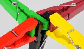 Farbenspiele (Foto)