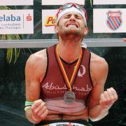Faris Al-Sultan ist einer der besten Triathleten der Welt. (Foto)