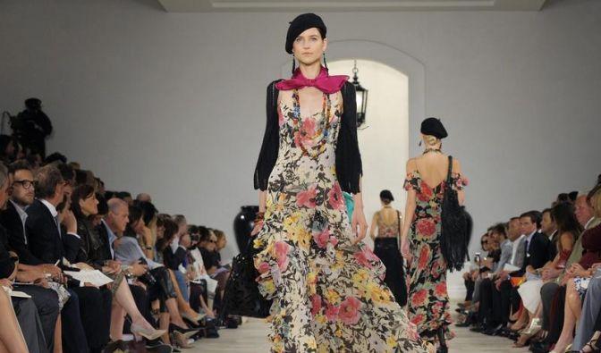 Fashion Week geht mit Calvin Klein und Ralph Lauren zu Ende (Foto)