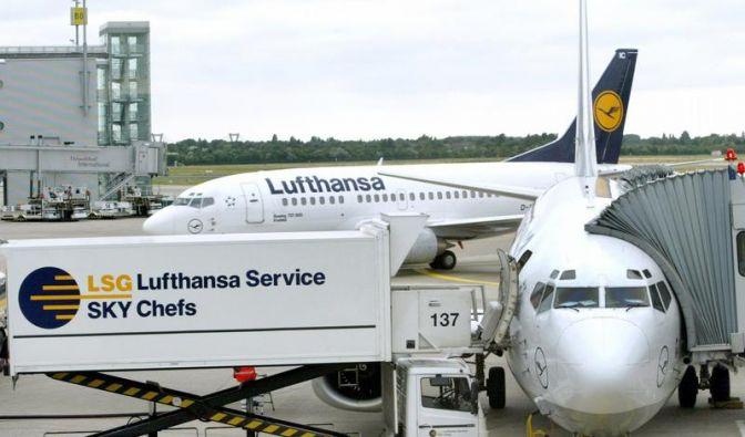 Fast 1000 Jobs bei Lufthansa-Caterer auf der Kippe (Foto)