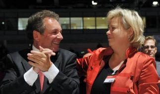 Fast 96 Prozent: Ja zum Parteiprogramm der Linken (Foto)