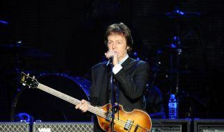Fast alles über Paul McCartney (Foto)
