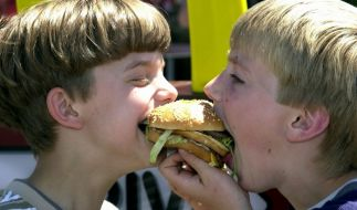 Fast Food für Kinder (Foto)