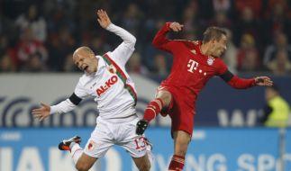 FC Augsburg - FC Bayern München (Foto)