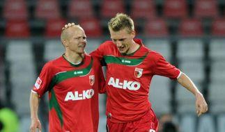 FC Augsburg kommt dem Aufstieg immer näher (Foto)