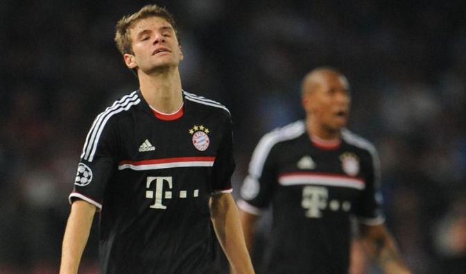 FC Bayern bangt um Einsatz von Müller (Foto)