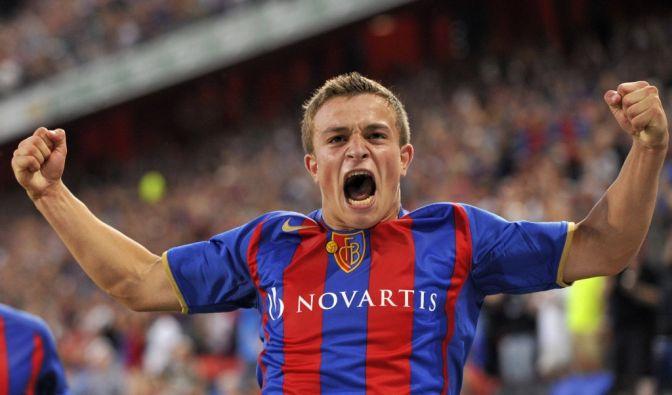 FC Bayern holt Supertalent Shaqiri aus Basel (Foto)