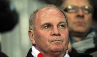 FC Bayern kontra BVB: Hoeneß nennt Watzke Märchenerzähler (Foto)