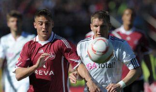FC Bayern München - 1. FC Nürnberg (Foto)