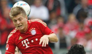 FC Bayern Muenchen - Borussia Moenchengladbach (Foto)
