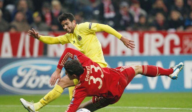 FC Bayern München - CF Villarreal (Foto)