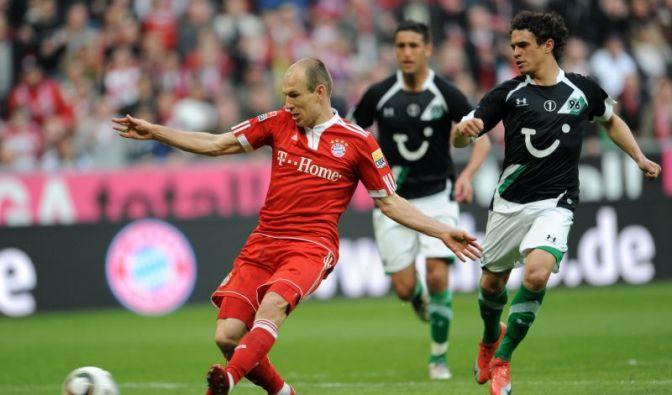 FC Bayern München - Hannover 96 (Foto)