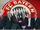 FC Bayern München wieder mit Rekordumsatz (Foto)