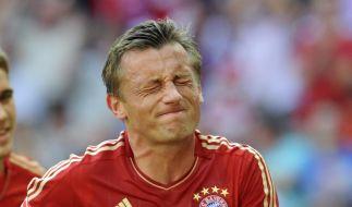 FC Bayern: Olic wieder verletzt - Längere Pause (Foto)