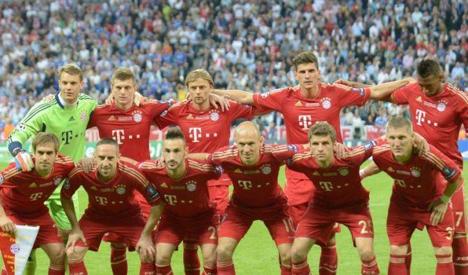 FC Bayern stellt die meisten EM-Spieler (Foto)