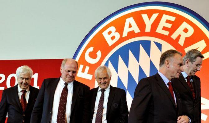 FC Bayern: Titellose Saison drückt Einnahmen (Foto)
