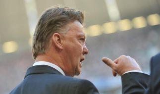 FC Bayern trennt sich von Van Gaal (Foto)