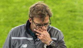 FC-Liverpool-Trainer Jürgen Klopp. (Foto)