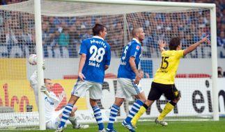 FC Schalke 04 - Borussia Dortmund (Foto)