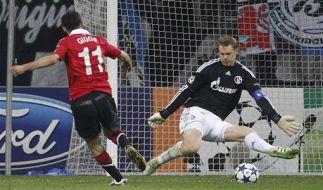 FC Schalke 04 - Manchester United (Foto)