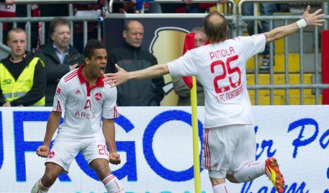 FCK am Tiefpunkt: 0:2 gegen Nürnberg (Foto)
