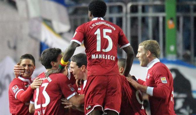 FCK auf dem Weg in die 1. Liga (Foto)