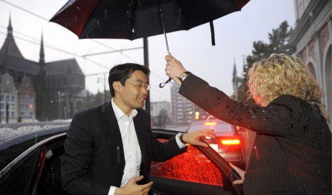 FDP-Bundesparteitag (Foto)